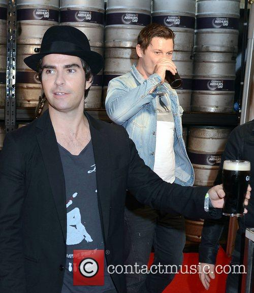Kelly Jones of the Stereophonics,  at the...