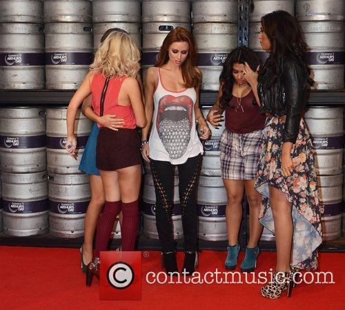 The Saturdays,  at the Guinness Store House...