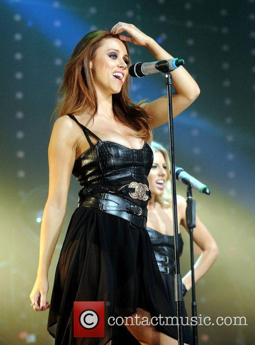 Una Healy of The Saturdays,  at the...