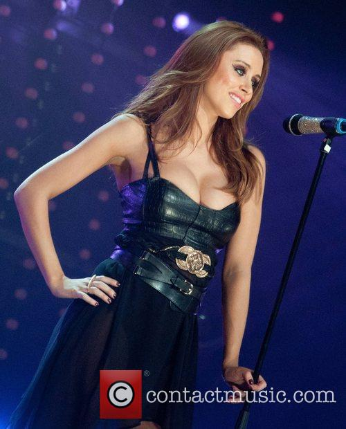 Una Healy of The Saturdays The Guinness Storehouse...