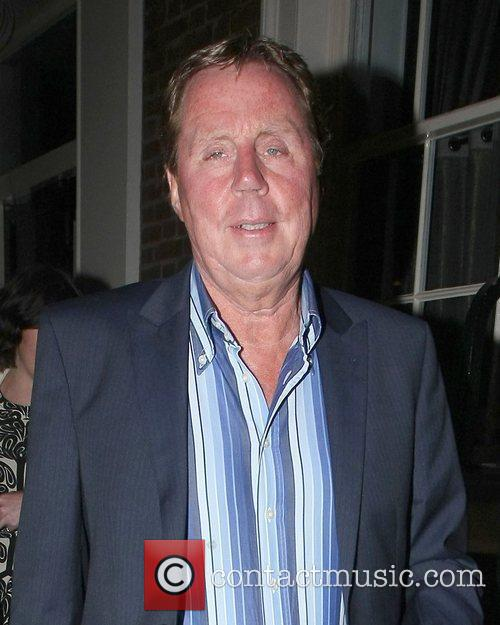 Harry Redknapp at The Arts Club, Dover Street