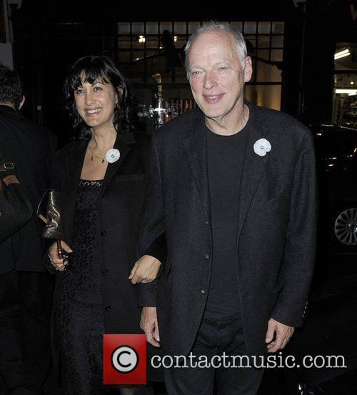 Pink and David Gilmour 4