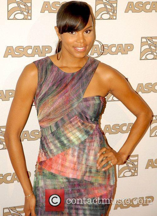 Lauren London  at the ASCAP Rhythm and...