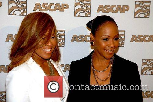 Mary Mary at the ASCAP Rhythm and Soul...