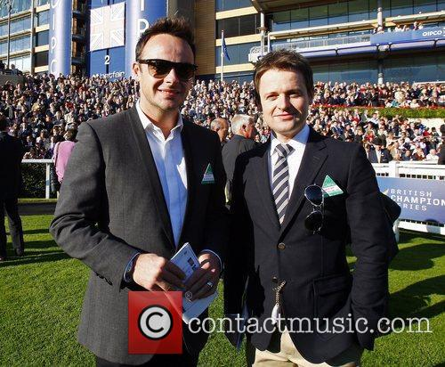 Ant Mcpartlin and Dec Donnelly The Qipco British...