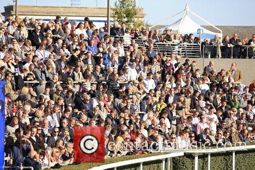 Atmosphere The Qipco British Champions Fillies and Mares...