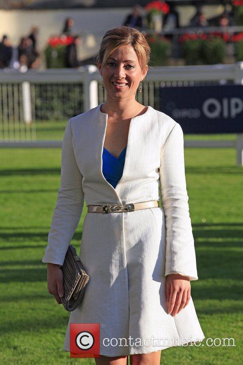 Jockey Haley Turner The Qipco British Champions Fillies...
