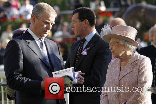 Prince Andrew, Queen Elizabeth II The Qipco British...