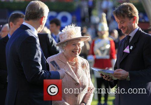 Queen Elizabeth II The Qipco British Champions Fillies...