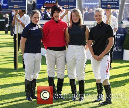 Qipco British Champions Day at Ascot
