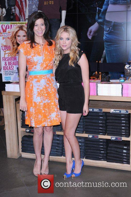 Liars and Ashley Benson 1