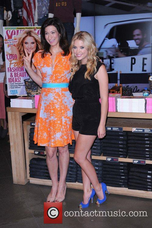 Liars and Ashley Benson 2