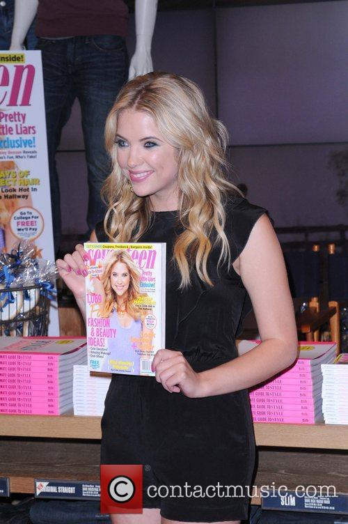 Liars and Ashley Benson 12
