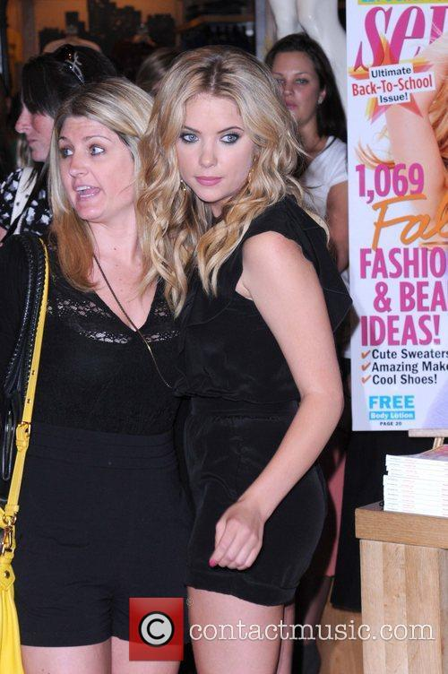 Liars and Ashley Benson 20