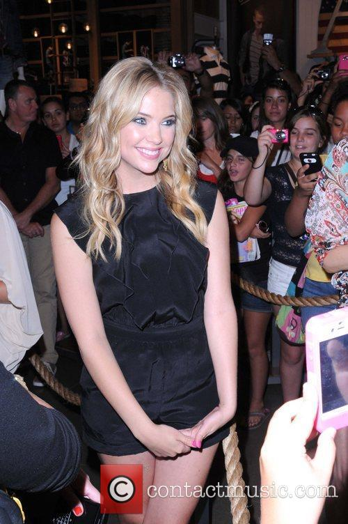 Liars and Ashley Benson 6