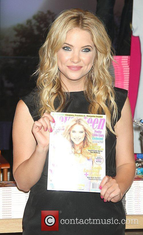 Liars and Ashley Benson 25
