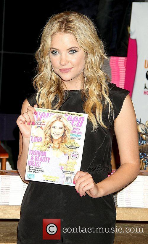 Liars and Ashley Benson 26
