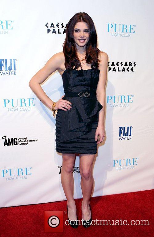 Ashley Greene, Caesars and Las Vegas 11