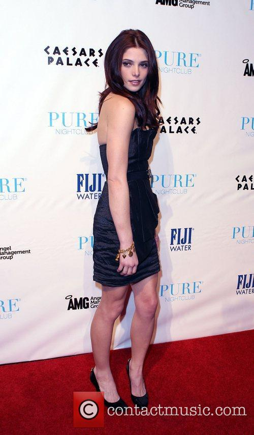 Ashley Greene, Caesars and Las Vegas 5