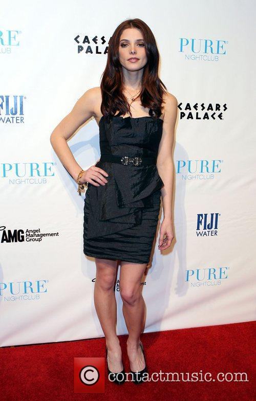 Ashley Greene, Caesars and Las Vegas 21