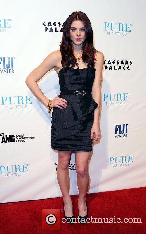 Ashley Greene, Caesars and Las Vegas 12