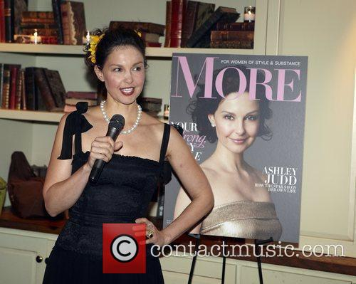 More Magazine hosts a party for Ashley Judd's...