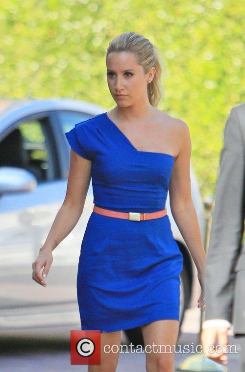 Ashley Tisdale 5
