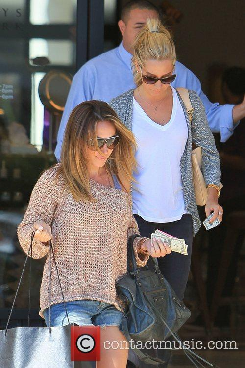 Haylie Duff and Ashley Tisdale 20