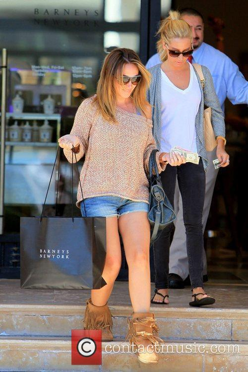Haylie Duff and Ashley Tisdale 28