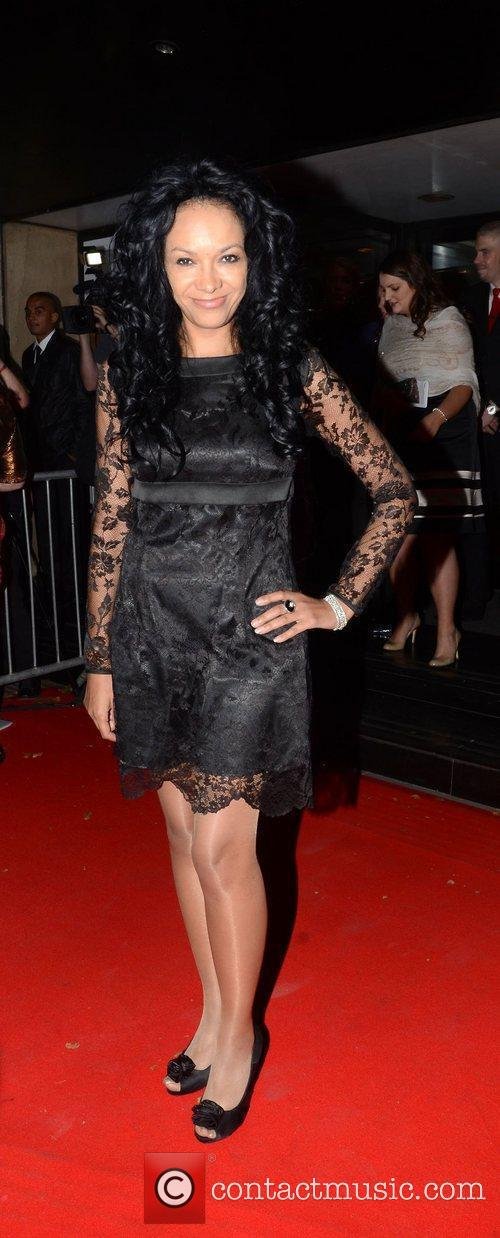 Kanya King ,  at The Asian Awards...