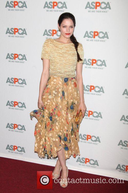 Lonneke Engel 14th Annual ASPCA Bergh Ball at...