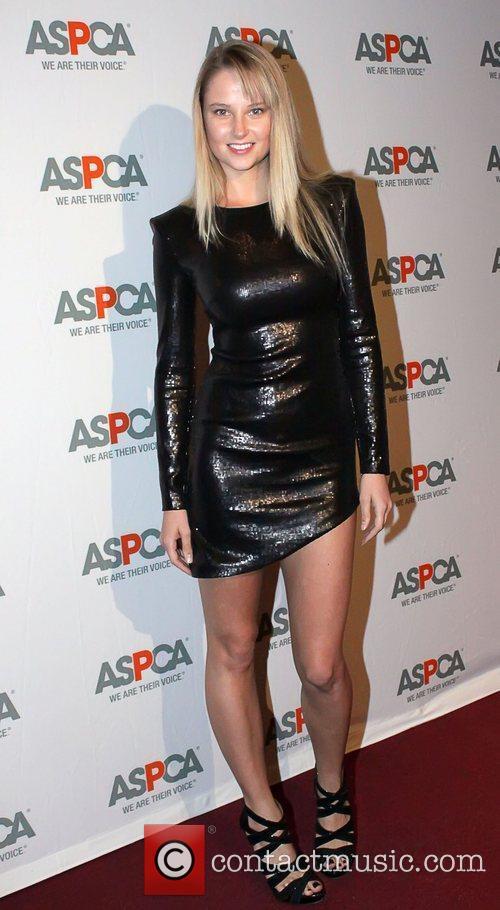 Genevieve Morton The ASPCA Bergh Ball at the...