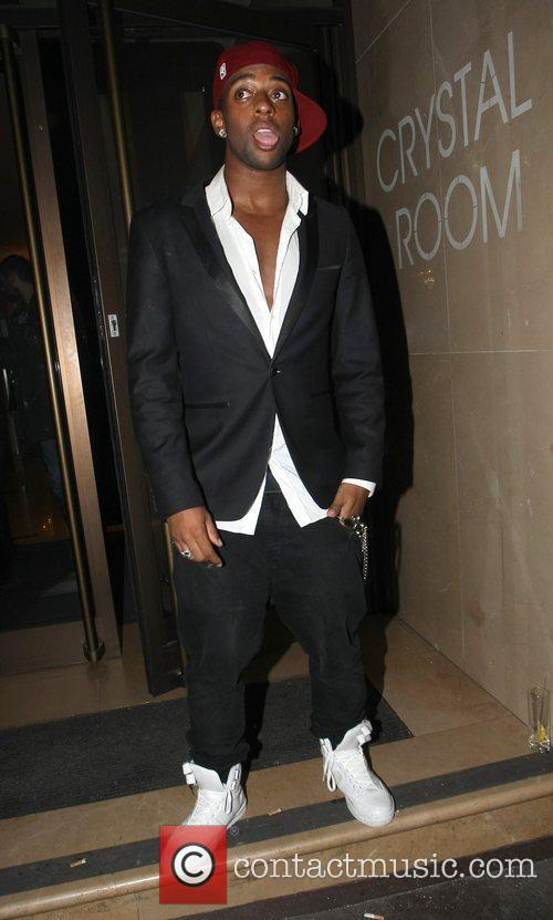Oritse Williams Celebrities attend the birthday party of...
