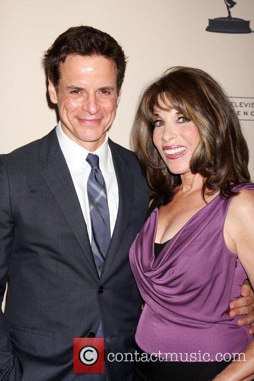 Christian LeBlanc, Kate Linder Academy of Television Arts...
