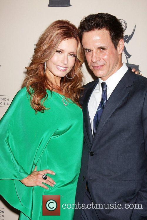 Tracey Bregman, Christian LeBlanc Academy of Television Arts...