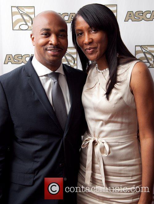 Councilman Kwanza Hall and Wife  ASCAP Rhythm...