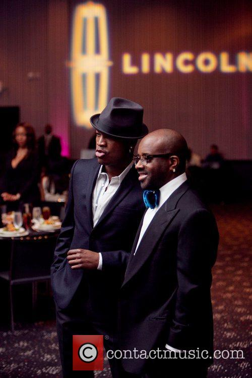 Ne-yo and Jermaine Dupri 2