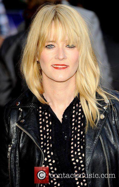Edith Bowman  at the UK premiere of...