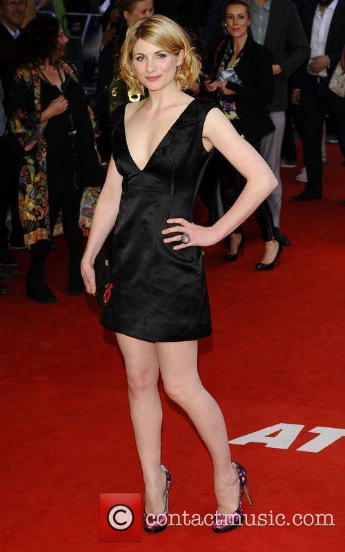 Jodie Whittaker  at the UK premiere of...