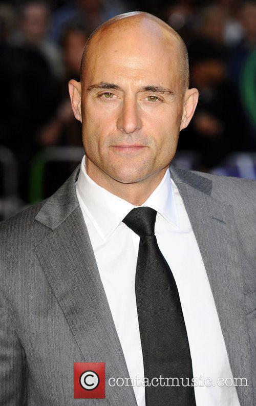 Mark Strong  at the UK premiere of...