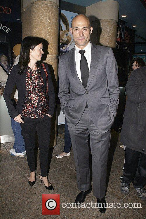 Anthony Head and Daisy Head UK premiere of...
