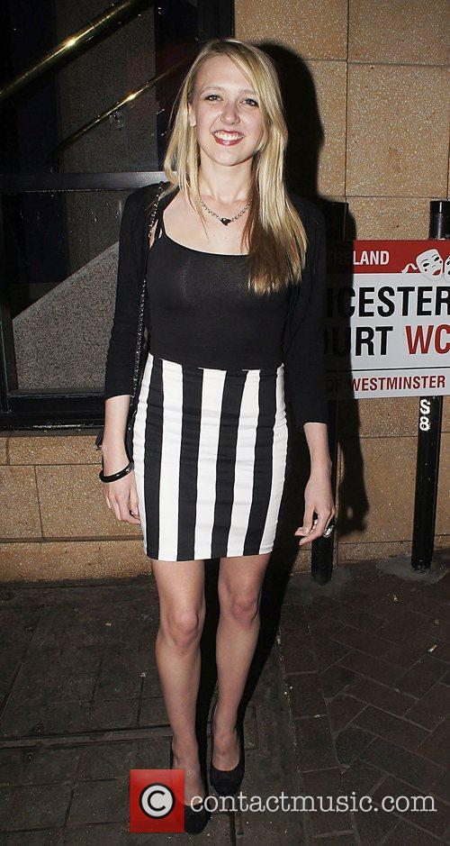 Emily Head UK premiere of 'Attack The Block'...