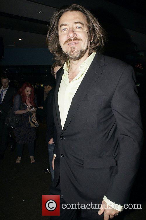 Jonathan Ross UK premiere of 'Attack The Block'...