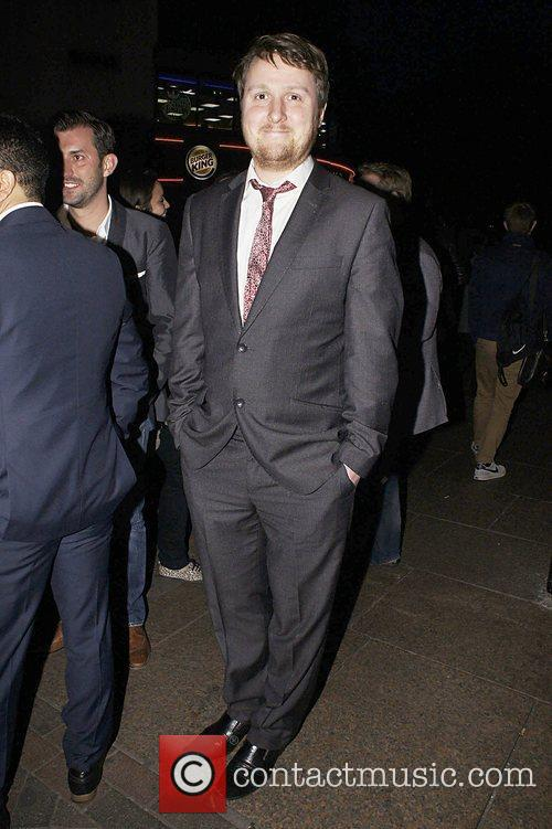 Tim Key UK premiere of 'Attack The Block'...