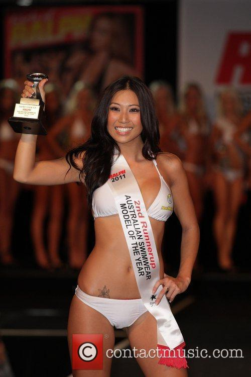 swimsuit model of the year contest at star city casino sydney