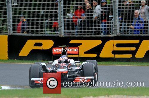 The 2011 Formula 1 Qantas Australian Grand Prix...