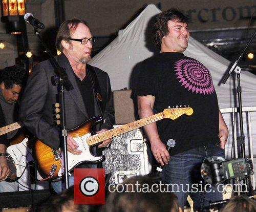 Stephen Stills and Jack Black 'Autism Is Awesomism'...