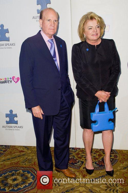 Suzanne Wright and Bob Wright  Autism Speaks...