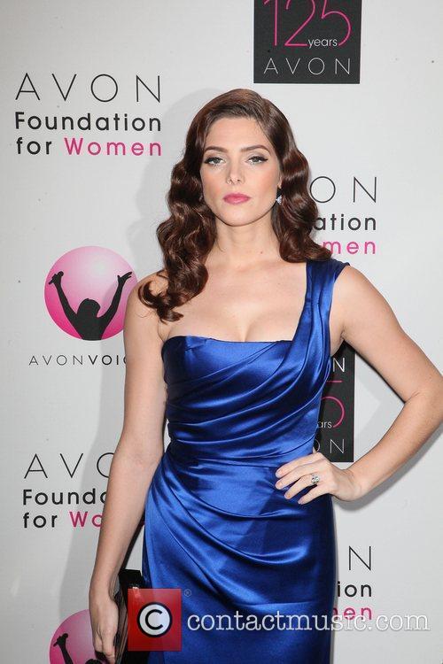 Ashley Greene  Avon Foundation Awards Gala 2011...