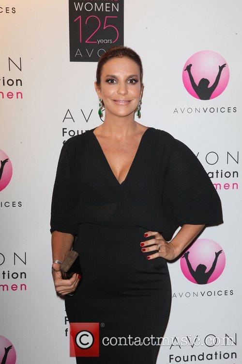 Avon Voices Judge, Brazila™s biggest pop star Ivete...